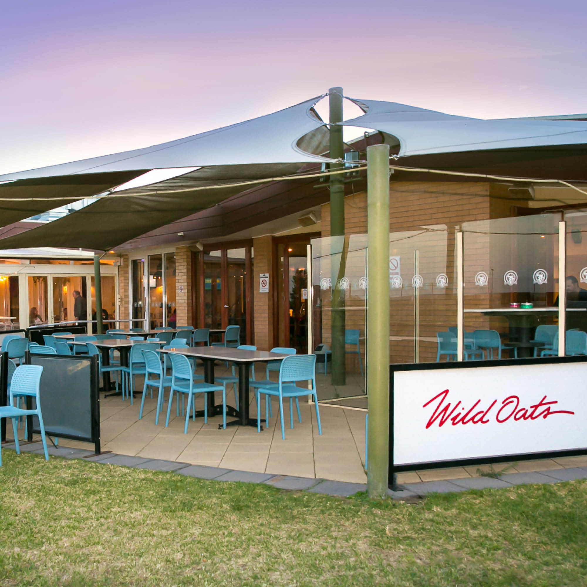 Altona Sports Club Beer Garden