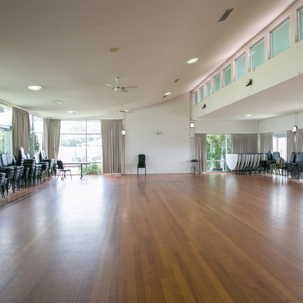 Waterfront Reception Room Altona Sport Club